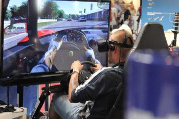 Cybermagia Symulator jazdy VR