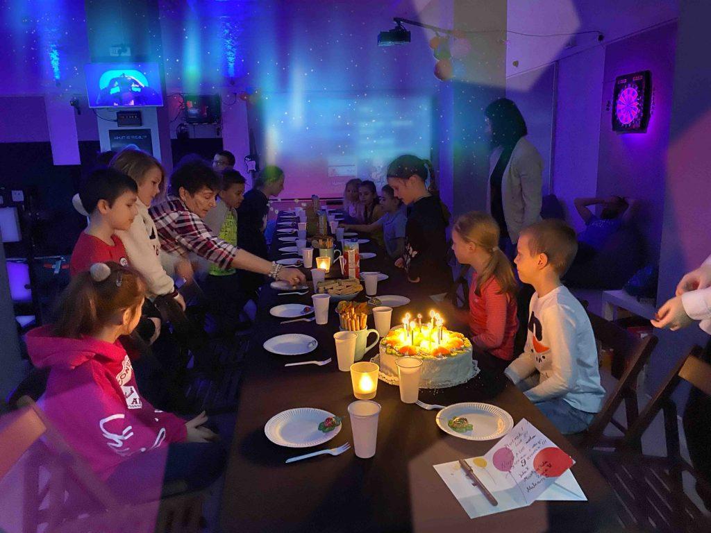 Urodziny dla Dzieci w Katowicach