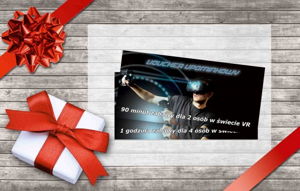 Voucher Upominkowy Cybermagia Katowice