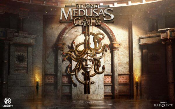 Escape Room VR Beyond Medusa's Gate