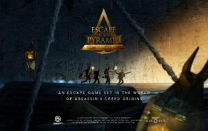 Escape Room Escape the lost Pyramid