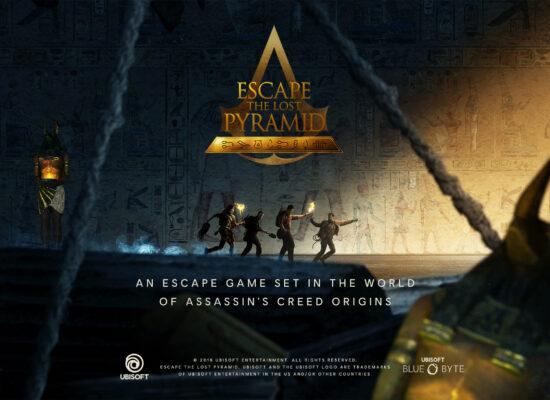 Escape Room Escape the lost Pyramid