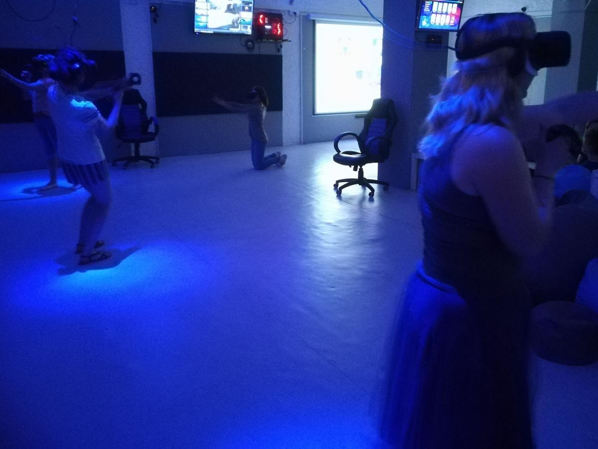 Impreza integracyjna Cybermagia
